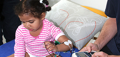 Stroke in children Electrotherapy