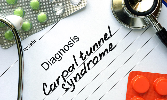 Diagnose: Karpaltunnelsyndrom