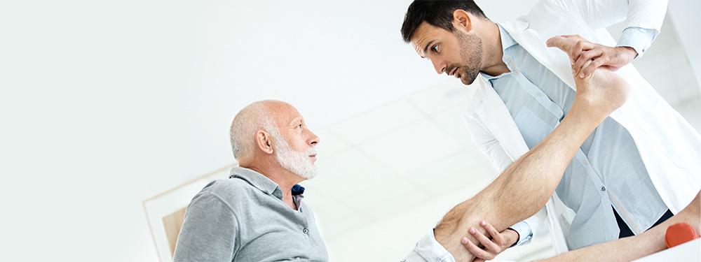 Pareses: diagnosis & degrees of paresis