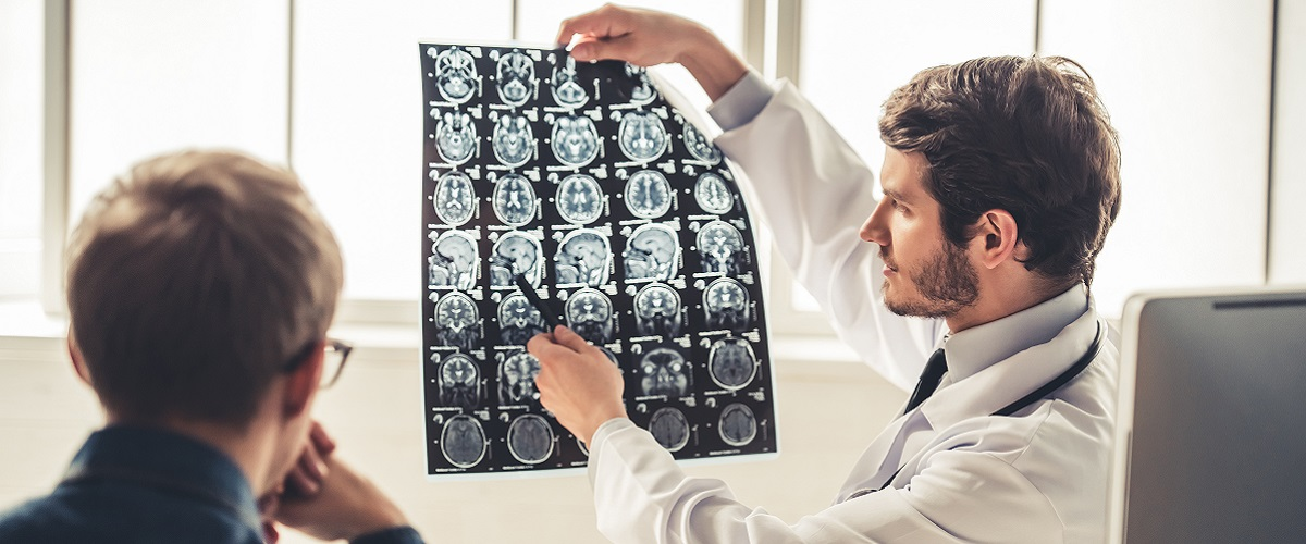 Diagnosis of multiple sclerosis