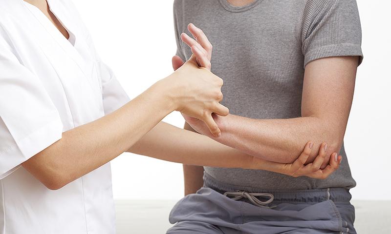 Ergotherapie nach Schlaganfall