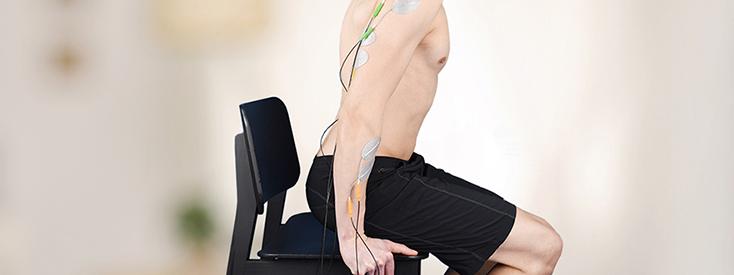 Elektrotherapie bei inkompletter Querschnittslähmung