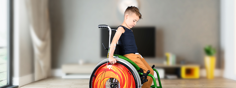 Electrotherapy for patients with cerebral palsy