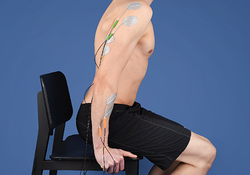 STIWELL therapy   arm extension / support