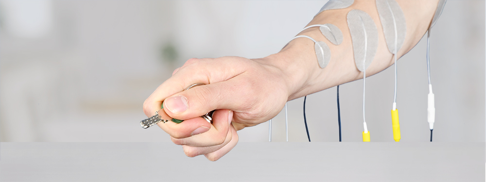 Electrotherapy for patients with carpal tunnel syndrome