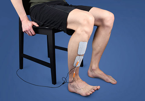 STIWELL therapy   denervated drop foot