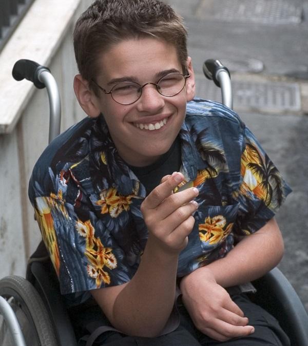 STIWELL Neurorehabilitation | user story: infantile cerebral palsy