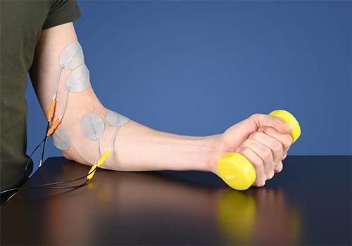 STIWELL Therapie | Pronation/Supination (EMG)