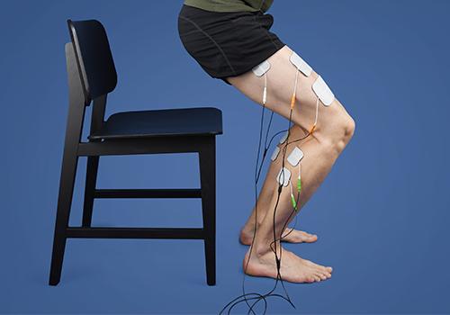 STIWELL Therapie | Sitzen - Aufstehen bilateral (EMG)