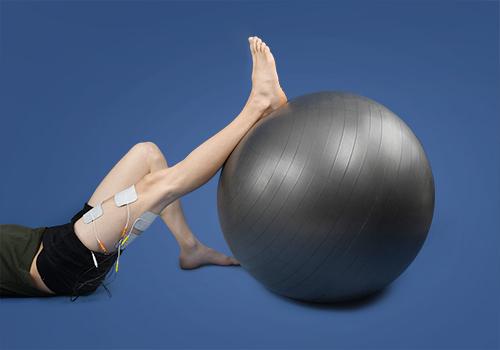 STIWELL Therapie | Zustand nach Knie-OP (EMG)