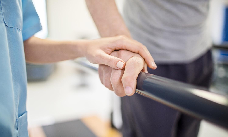 Rehabilitation after a stroke