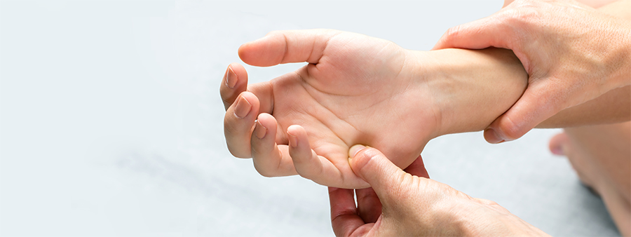 Physiotherapy and occupational therapy for carpal tunnel syndrome