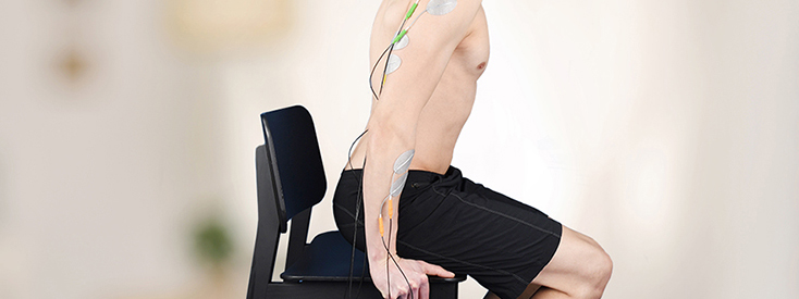 Electrotherapy for (incomplete) tetraplegia