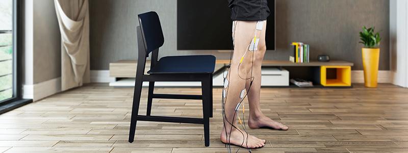 Funktionelle Elektrostimulation nach Schädelhirntrauma