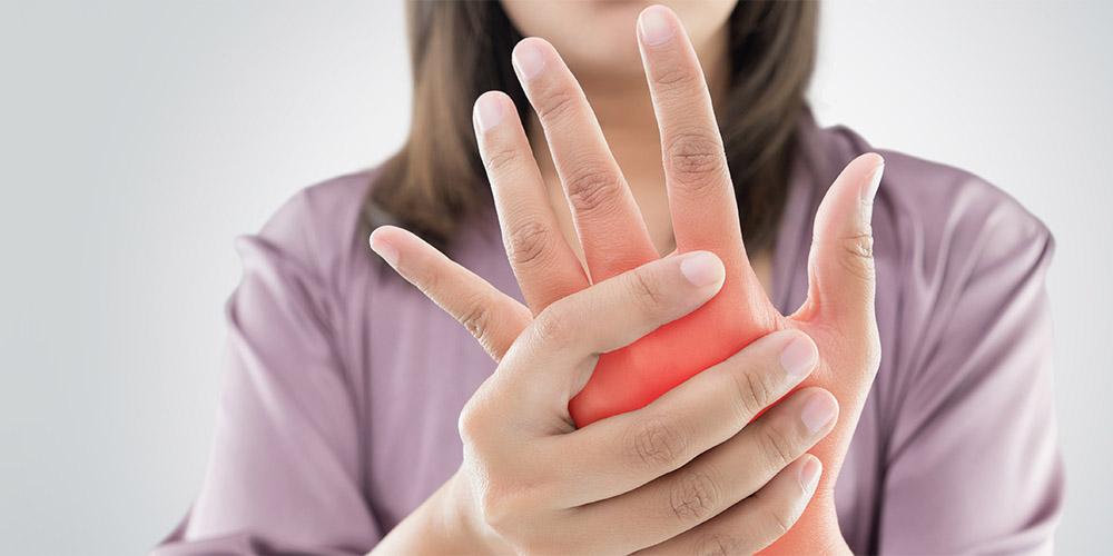 STIWELL Neurorehabilitation | Was ist ein Komplexes regionales Schmerzsyndrom (CRPS)?