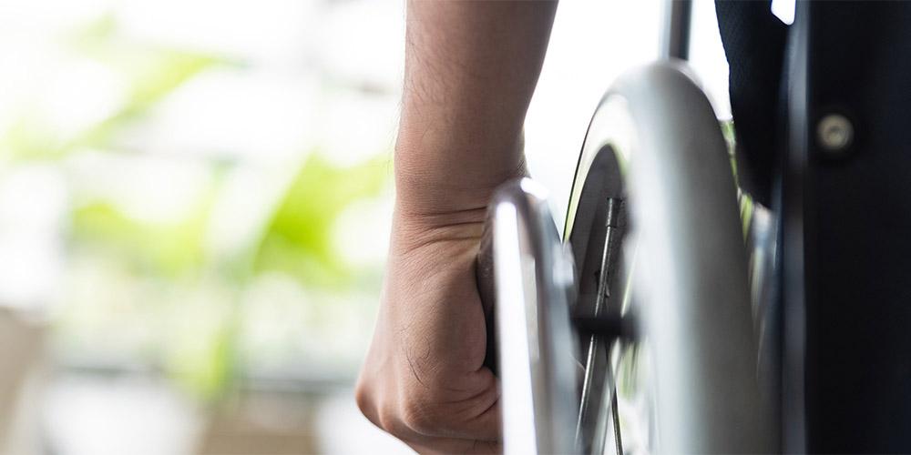 STIWELL Neurorehabilitation | What is tetraplegia?
