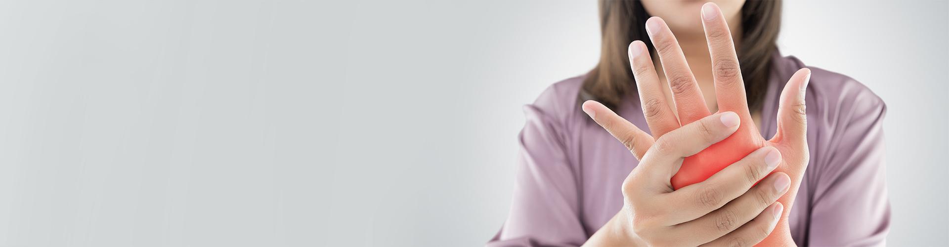 STIWELL Neurorehabilitation | Informationen zu komplexes regionales Schmerzsyndrom (CRPS)