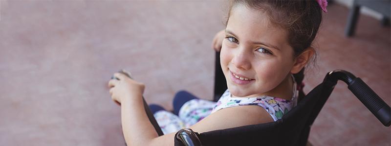 Symptome der infantilen Zerebralparese