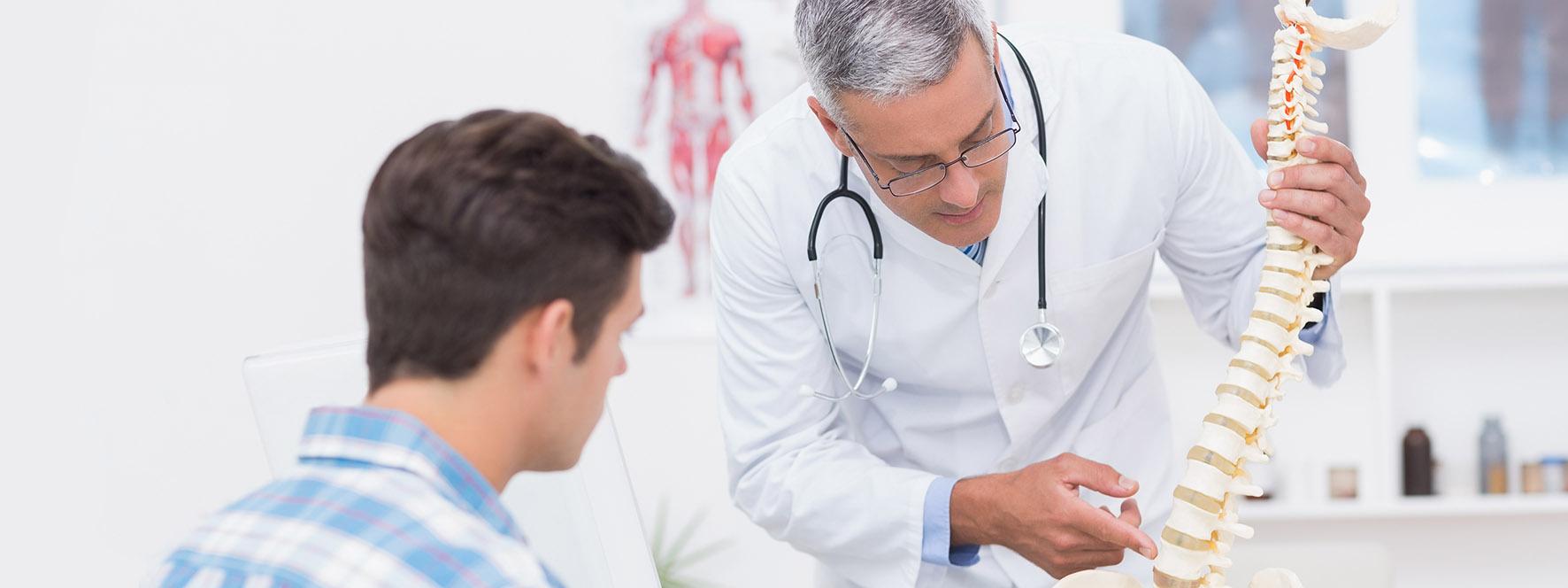Was ist eine Querschnittslähmung?